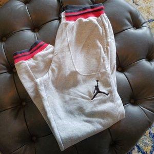Vintage Jordan Fleece Cuffed Sweatpants